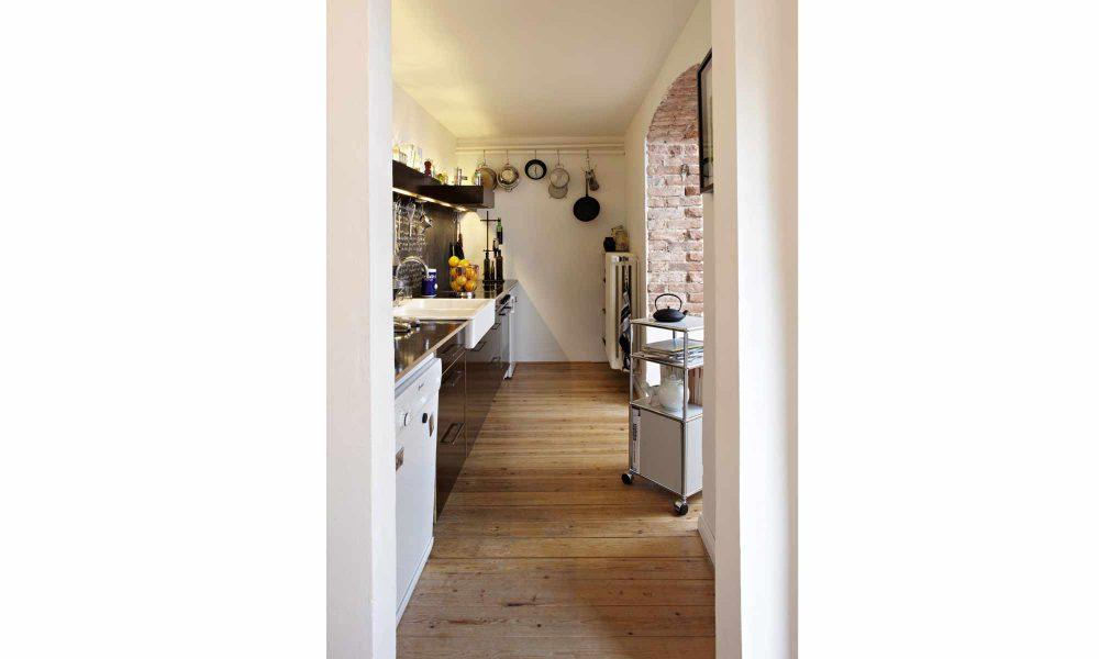 Umbau von Kellerräumen zu